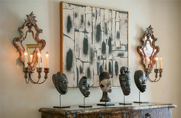 African Plural Art Home